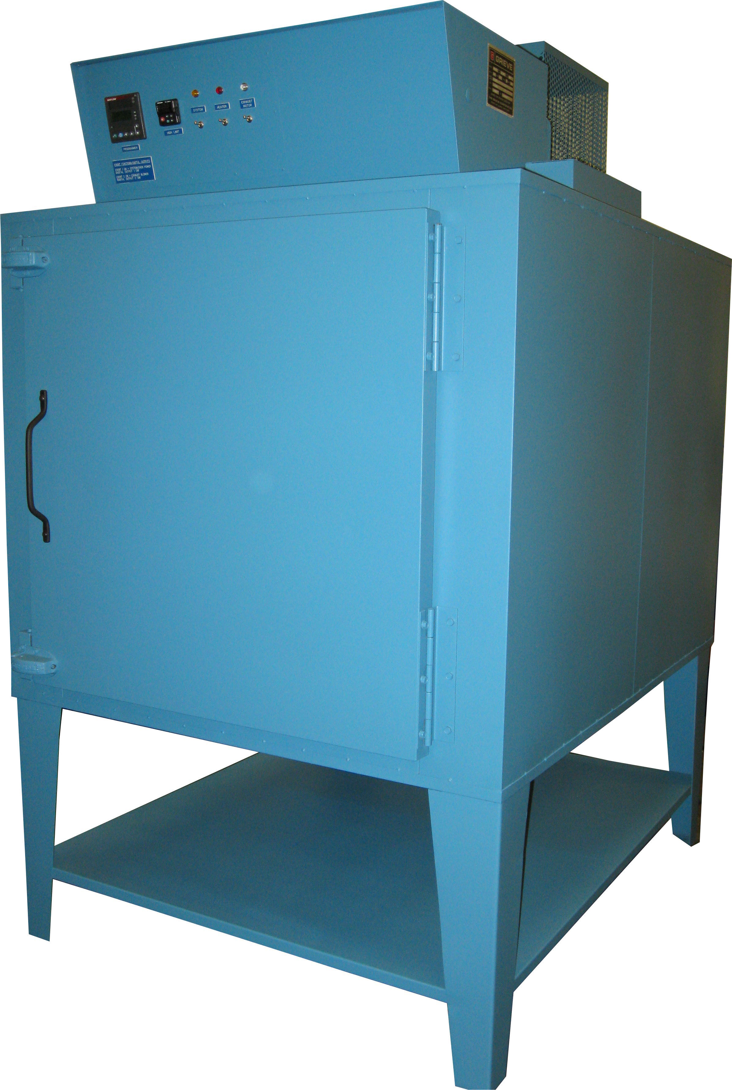 Grieve Oven Example