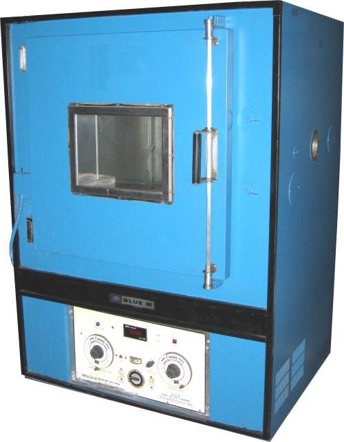 BLUE M OVEN MODEL POM7-9BI-E-F BD-517J