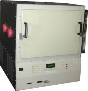 CO2 Test Chamber