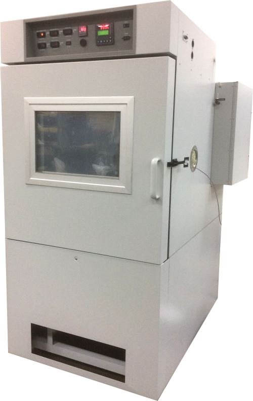 Refurbished CSZ Temperature Test Chamber