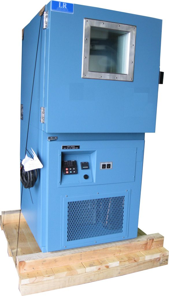 Used Thermotron Temperature Test Chamber S-8