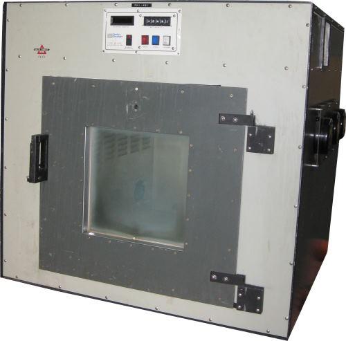 LN2 Test Chamber