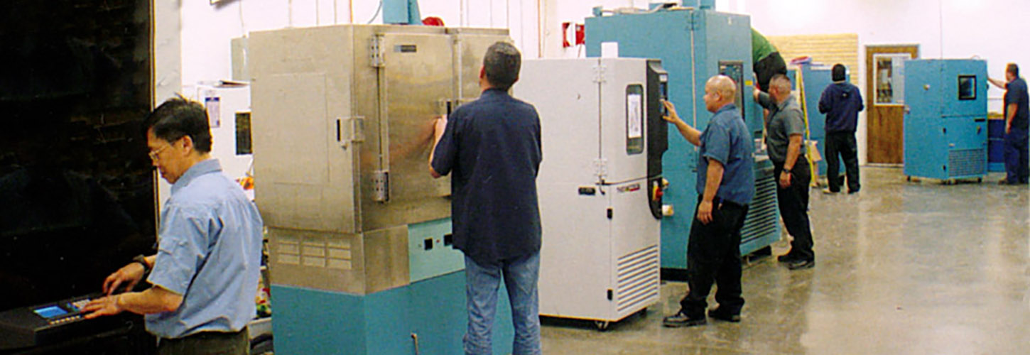 Sales engineers are here to help select the right test chamber for you.