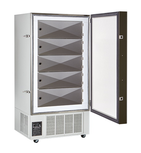 New Vertical-Style Industrial Freezer