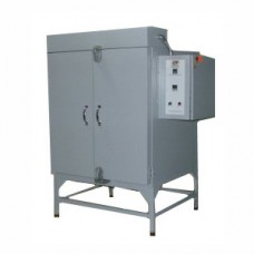 New Powder Coating oven ST323a