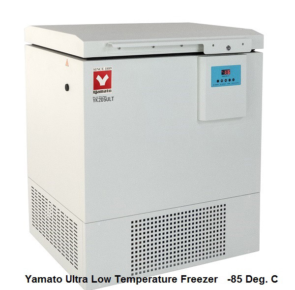 New COVID_ready Low Temperature Freezer