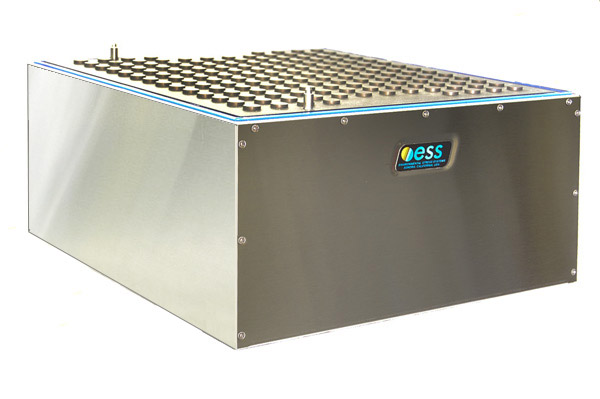 ESS Biomedical / Pharmaceutical Bottle Chiller, rear view