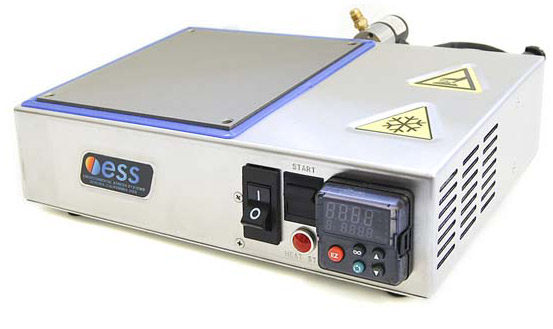 New hot cold plate, thermal platform T650