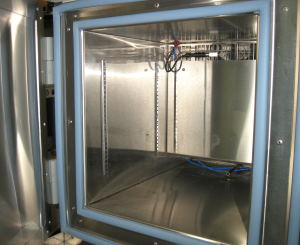 Used CSZ Z-8-1-1-H/AC Temperature Chambers