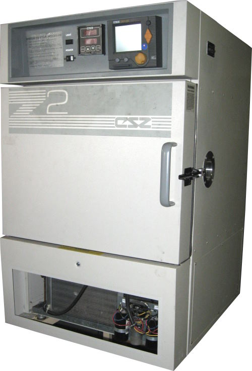 Used CSZ Z2-033-033-H/AC Temperature Chambers