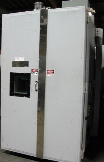 Used HANSE TVC-9 Halt Chambers/ Production Chambers/ Temperature Chambers/ Vibration Systems