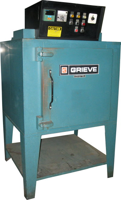 Used GRIEVE AA-850 Curing Ovens/ Heat Treat Ovens/ Hi Temp Ovens/ Powder Coating Ovens/ Annealing Ovens