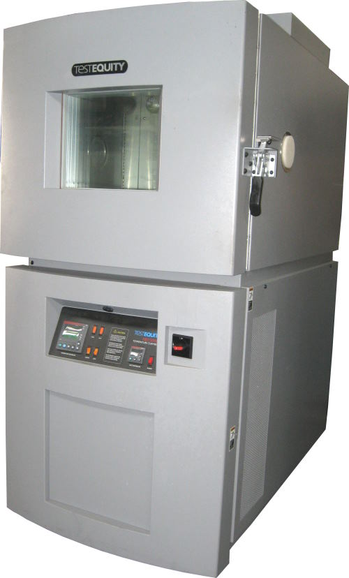 Used TEST EQUITY 1007S Production Chambers/ Temperature Chambers