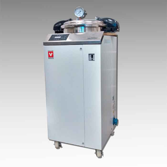Used YAMATO SK200C / SK300C Sterilizers/ Autoclaves