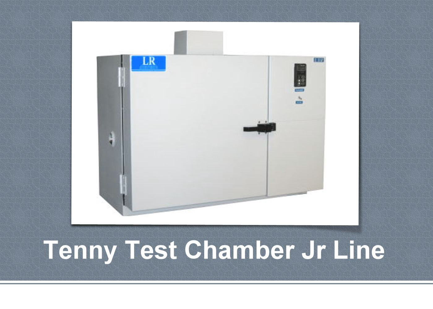 Used TENNEY JR Temperature Chambers