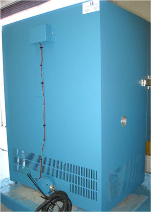 Used BLUE M  OV-490A-2 Industrial Ovens, Laboratory Ovens, Bench Top Ovens, Heat Treat Ovens