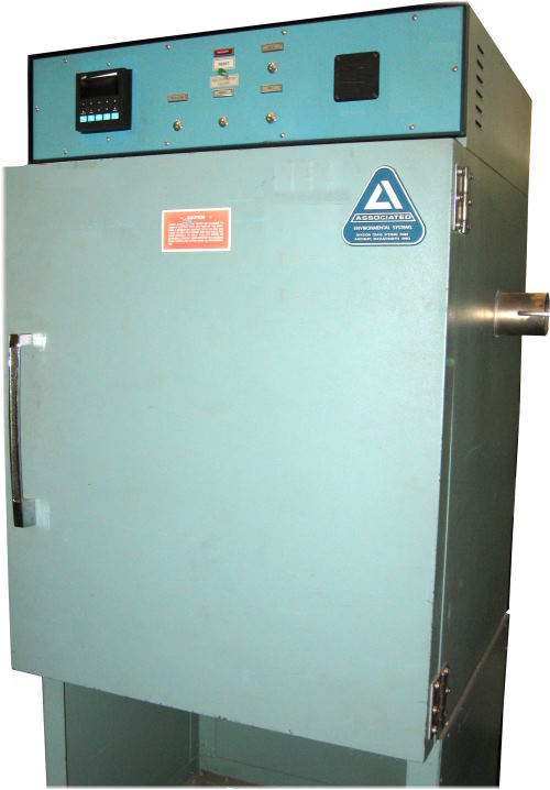 Used ASSOCIATED BD-108SIL CO2 LN2 Chambers/ Cryogenic Chambers