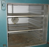 Used GRIEVE AA-500 Industrial Ovens, Curing Ovens, Heat Treat Ovens, Powder Coating Ovens