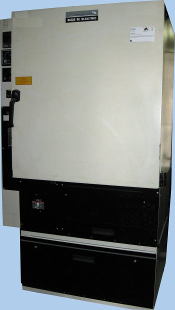 Used BLUE M CC04C-M-E Industrial Ovens/ Cleanroom Ovens/ Inert Gas Ovens