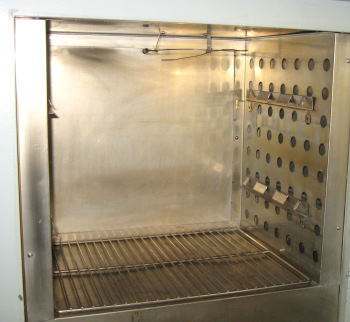 Used BLUE M ESP-400BC-4 Batch Ovens, Laboratory Ovens, Bench Top Ovens, Curing Ovens, Heat Treat Ovens, Powder Coating Ovens, Annealing Ovens