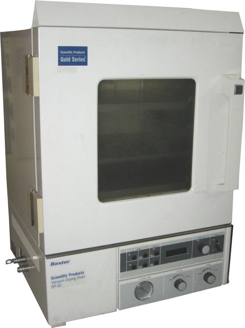 Used BAXTER DP-32 Bench Top Ovens/ Vacuum Ovens
