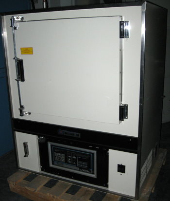 Used BLUE M DCC-256C Cleanroom Ovens/ Inert Gas Ovens