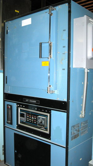 Used BLUE M BI-9G Industrial Ovens/ Batch Ovens/ Curing Ovens/ Powder Coating Ovens/ Annealing Ovens