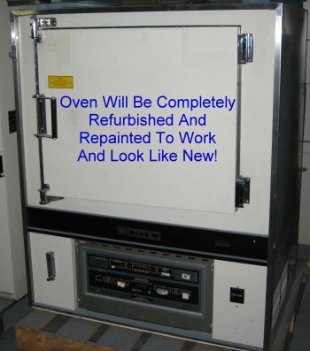 Used BLUE M CR07-256C Industrial Ovens/ Cleanroom Ovens/ Inert Gas Ovens