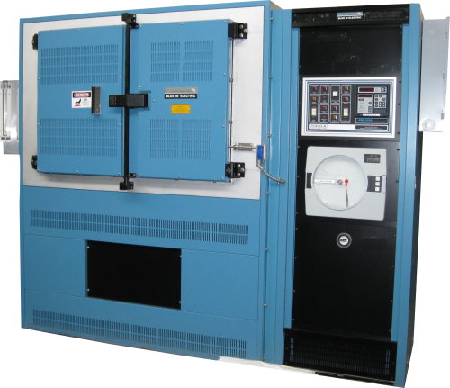 Used BLUE M CW-180F-MP2 Industrial Ovens/ Batch Ovens/ Heat Treat Ovens/ Hi Temp Ovens