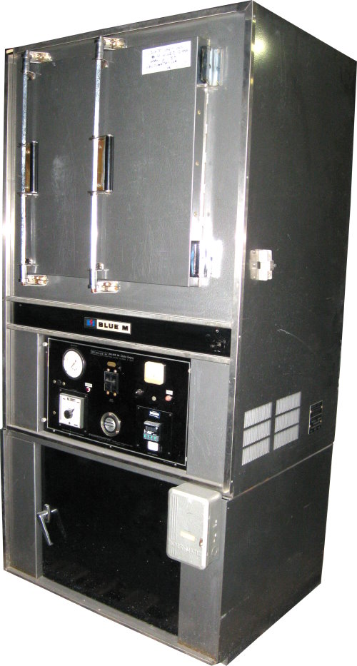 Used BLUE M IGF-206B-3 Batch Ovens/ Inert Gas Ovens/ Annealing Ovens
