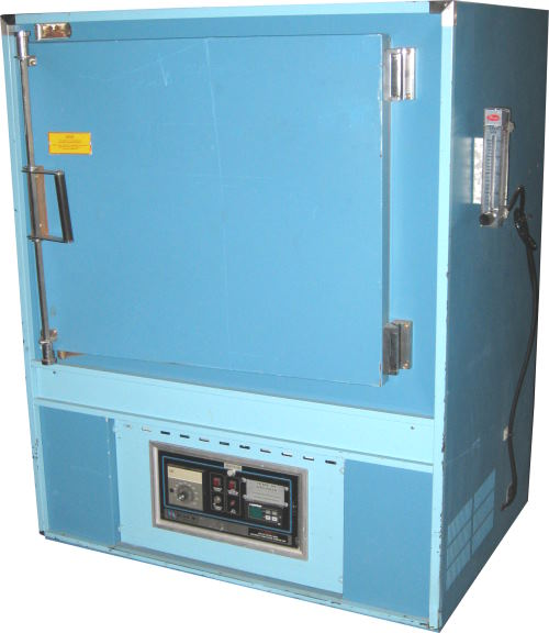 Used BLUE M DC-256F Industrial Ovens/ Batch Ovens/ Annealing Ovens/ Curing Ovens/ Heat Treat Ovens/ Powder Coating Ovens
