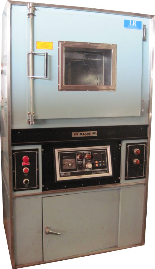 Used BLUE M MP-256C-1 Industrial Ovens/ Batch Ovens/ Laboratory Ovens/ Bench Top Ovens/ Curing Ovens/ Heat Treat Ovens