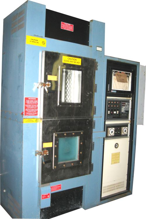 Used BLUE M WSP-109C-MP3 CO2 LN2 Chambers/ Thermal Shock Chambers/ Cryogenic Chambers