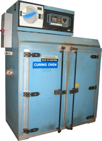 Used BLUE M 326 BATCH Industrial Ovens/ Batch Ovens/ Curing Ovens/ Heat Treat Ovens/ Hi Temp Ovens/ Powder Coating Ovens/ Annealing Ovens