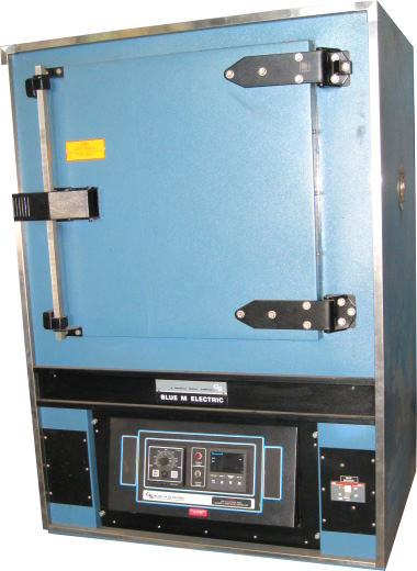 Used BLUE M DC-206-E-ST350 Industrial Ovens/ Batch Ovens/ Curing Ovens