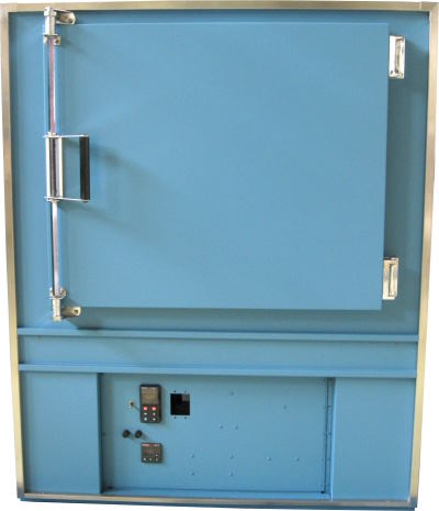 Used BLUE M POM-256B-1 Industrial Ovens/ Batch Ovens/ Laboratory Ovens/ Curing Ovens/ Heat Treat Ovens/ Powder Coating Ovens