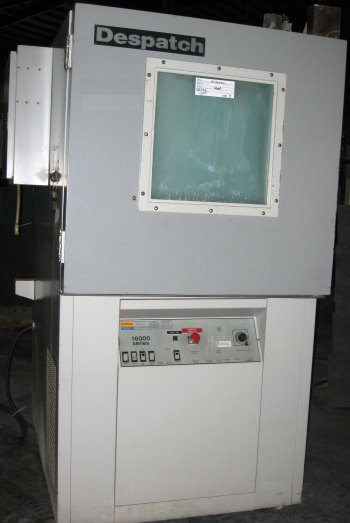 Used DESPATCH 16519M CO2 LN2 Chambers/ Temperature Chambers/ Cryogenic Chambers