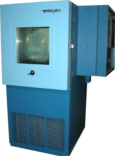 Used TENNEY T10RC Humidity Chambers/ Production Chambers/ Temperature Chambers/ Temperature Humidity Chambers