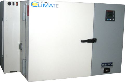 Used CSZ MCBH1-2-.33-.33 Humidity Chambers/ Production Chambers/ Temperature Chambers/ Temperature Humidity Chambers