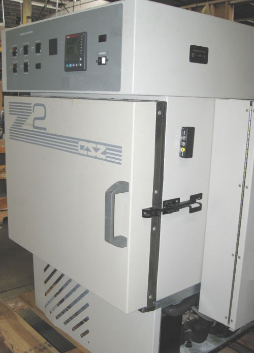 Used CSZ ZH-2-033.033 Humidity Chambers/ Temperature Chambers/ Temperature Humidity Chambers