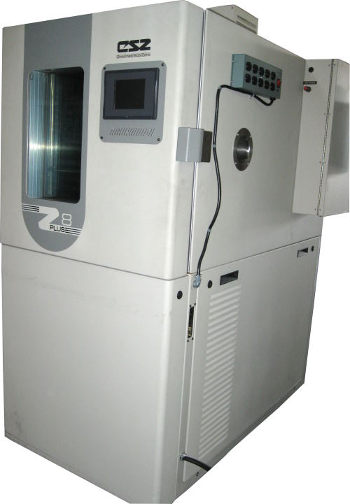 Used CSZ ZPH-8-2-2-H/AC Temperature Chambers/ Temperature Humidity Chambers