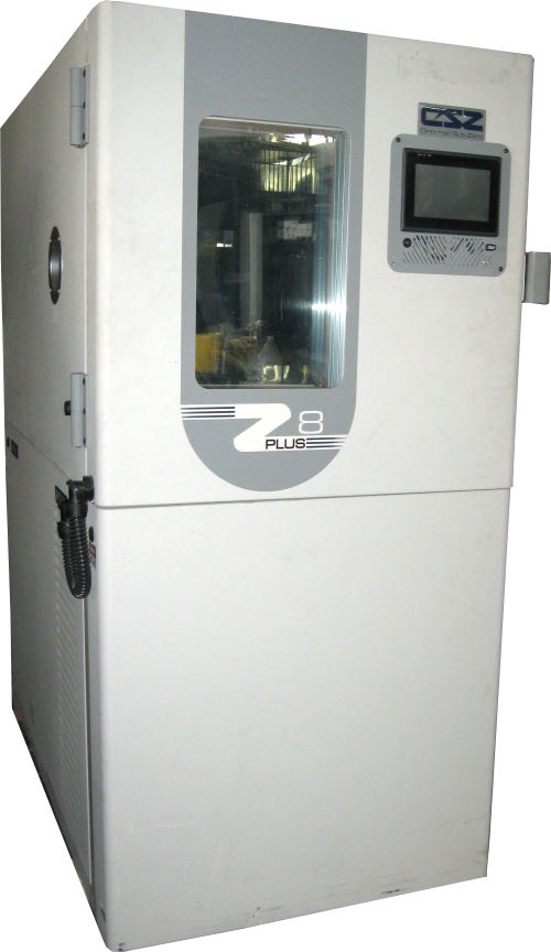 Used CSZ ZP8-1.5-1.HAC Production Chambers/ Temperature Chambers