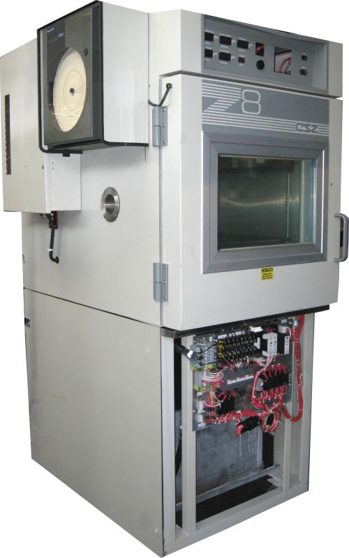 Used CSZ Z-ZH8-1-H/AC Humidity Chambers/ Temperature Humidity Chambers