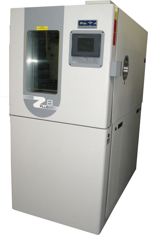 Used CSZ ZPHS-8-2-2H/AC Humidity Chambers/ Production Chambers/ Temperature Chambers/ Temperature Humidity Chambers/ Steady State Chambers