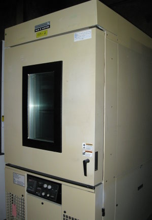 Used BLUE M ETC-16S-F Temperature Chambers