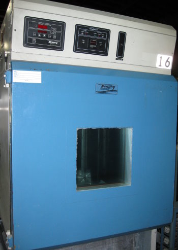 Used TENNEY T-30SPL Temperature Chambers