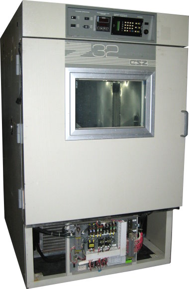 Used CSZ Z-32-2-H/AC Production Chambers/ Temperature Chambers