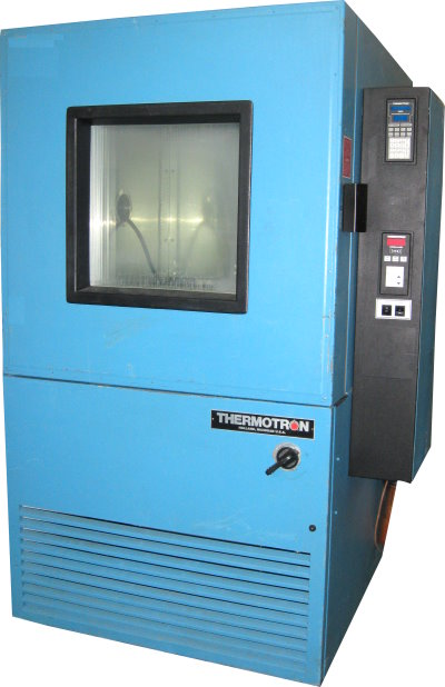 Used THERMOTRON SM-16C Humidity Chambers/ Production Chambers/ Temperature Chambers/ Temperature Humidity Chambers