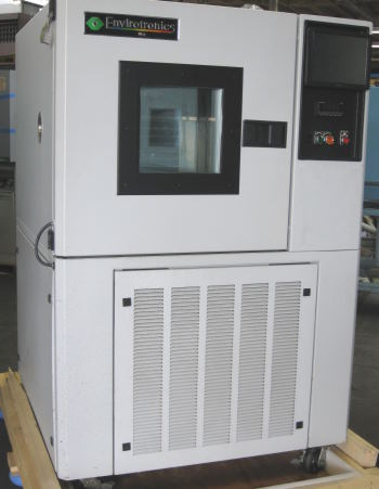 Used ENVIROTRONICS S8-S-2 Temperature Chambers