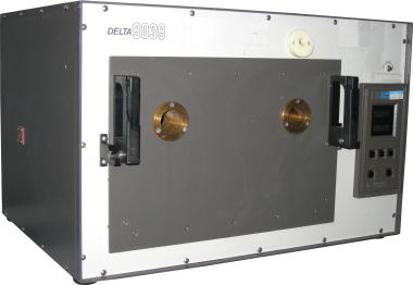 Used DELTA DESIGN 9039-1-3-2-1 CO2 LN2 Chambers/ Production Chambers/ Cryogenic Chambers